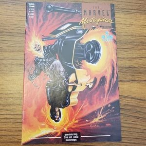 The Marvel Masterpieces Collection Volume 1 No. 2